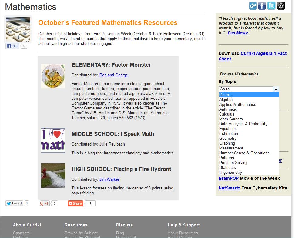 math-october-blog