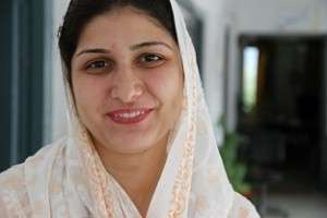 Sadia - teacher in India - free to use and modify 312x208
