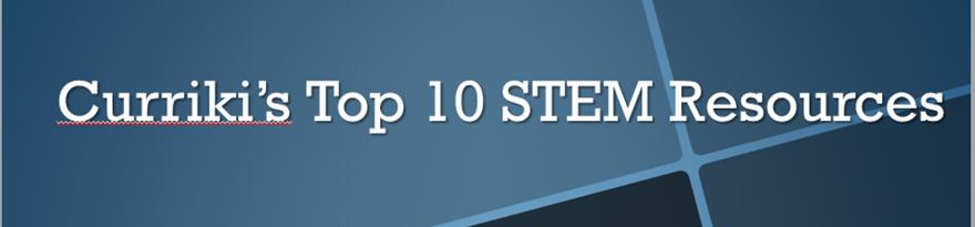 Top 10 STEM