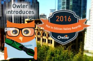 Owler award