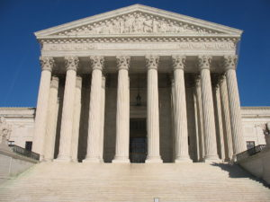 U.S. Supreme Court Building (Source:Wikimedia Commons)
