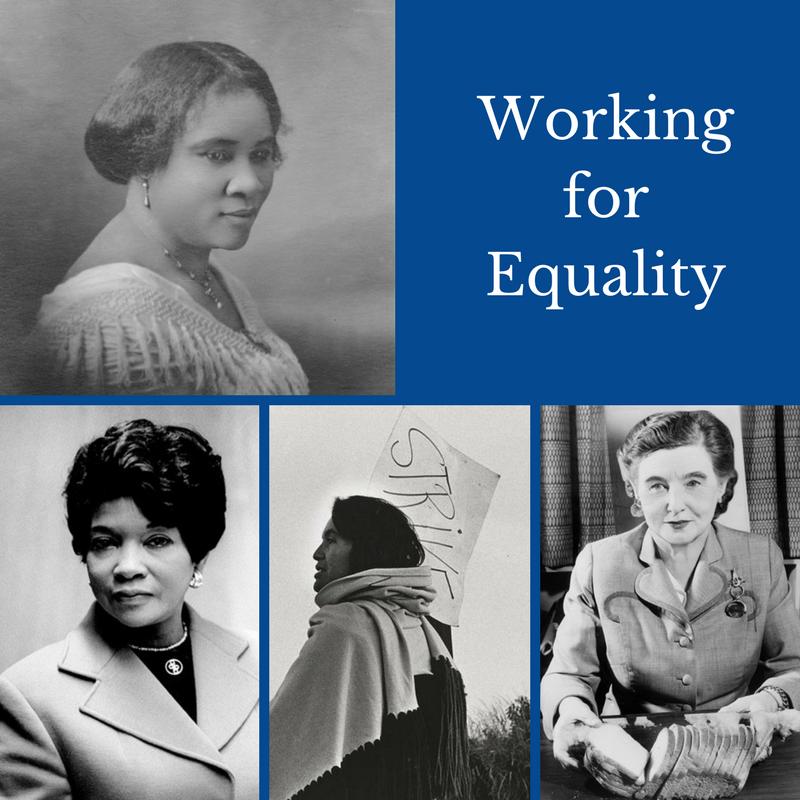 Source: National Women's History Musem